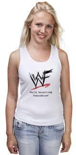 <b>Майка классическая WrestleMania</b> #686565 от Leichenwagen по ...
