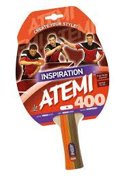 <b>ATEMI</b> 400 <b>Ракетка</b> для настольного тенниса – <b>Спортивный</b> легион