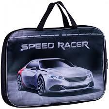 <b>Спейс Папка с</b> ручками А4 ArtSpace Speed racer 7 см ...