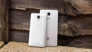 Huawei Android 6.0 Marshmallow plans revealed: Mate S, Mate 7 ...