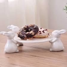 Керамическая <b>фигурка кролика</b> Органайзер <b>декоративный</b> ...