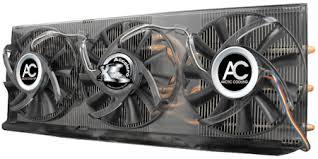 <b>Охлаждение</b> для GeForce 9800 GTX от <b>Arctic Cooling</b> / Новости ...