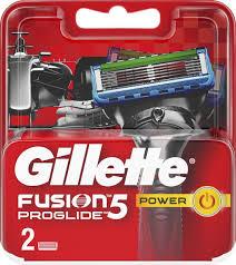 "<b>Gillette Набор</b> сменных кассет ""<b>Fusion ProGlide</b> Power"", 2 шт ..."