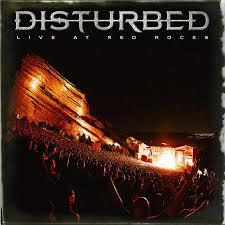 <b>Disturbed</b> - <b>Live At</b> Red Rocks DISTURBED | JB Hi-Fi