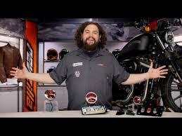 TC Bros <b>License Plate Brackets</b> Review at RevZilla.com - YouTube
