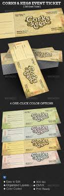 best images about country western print templates corks and kegs ticket template