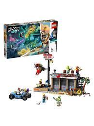 <b>Конструктор LEGO Hidden</b> Side 70422 Нападение на закусочную ...