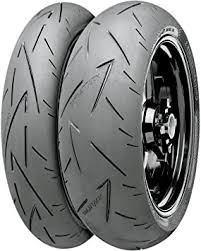 Continental Conti Sport Attack 2 - Hypersport Radial ... - Amazon.com