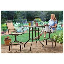 bar height patio chair:  heigh patio chairs with small bar height patio table and glass and display installed