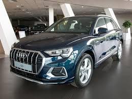 Купить новый Audi Q3 II (F3) 35 TFSI 1.4 AMT (150 л.с.) бензин ...