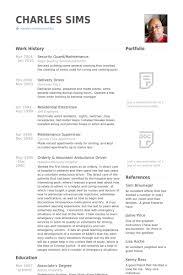 security guard resume samples   visualcv resume samples databasesecurity guard maintenance resume samples