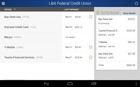 l n fcu mobile android apps on google play l n fcu mobile screenshot