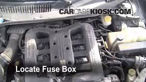 replace a fuse dodge intrepid dodge intrepid es replace a fuse 1998 2004 dodge intrepid 2000 dodge intrepid es 2 7l v6