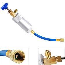 <b>R134A</b> Oil Injector, <b>Car Auto</b> 2oz A/C Air Conditioning Oil Filling ...