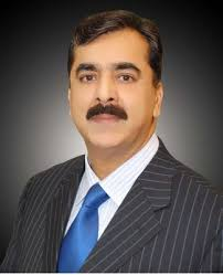 At the age of 56, Syed Yousaf Raza Gilani took oath of the office of the Prime Minister of Pakistan on March 25, 2008 as the country's 22nd Prime Minister. - Syed%2BYousaf%2BRaza%2BGilani