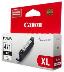 <b>Картридж Canon CLI</b>-<b>471BK</b> XL (0346C001) — купить по ...