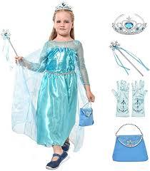 Girls <b>Costumes Cosplay</b> Dress Princess Dress up Birthday ...