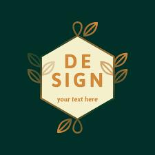Зеленый дизайн логотипа | Бесплатно векторы