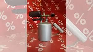 <b>Лампа паяльная Сибртех 1</b>,<b>5 л</b> купить в Московской области на ...
