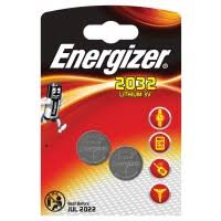 <b>Батарейки Energizer</b> Miniatures <b>Lithium</b> типа <b>CR</b> 2032, 2 шт. в ...