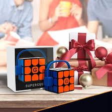 Quick Shipping! <b>New xiaomi Mijia</b> Giiker Super Cube Rubik's Puzzle ...