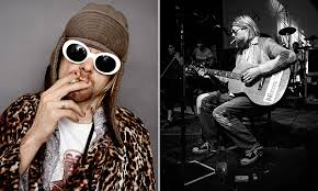 Kurt Cobain's last photoshoot before his suicide revealed in new ...