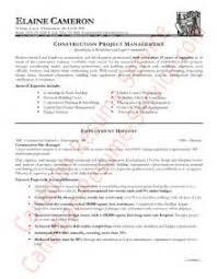 resume cover letter samples construction superintendent 3 construction superintendent resume examples