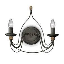 <b>Бра Ideal Lux Corte</b> AP2 Ruggine. — купить в интернет-магазине ...