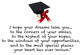 25 Inspirational Graduation Quotes | rapidlikes.com via Relatably.com