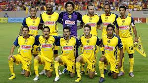 Club América. www.amigofutbolero.com