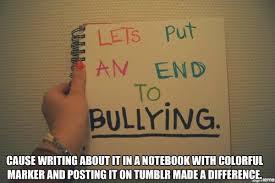 Stupid tumblr girl - WeKnowMemes Generator via Relatably.com