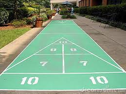 Image result for shuffleboard pics