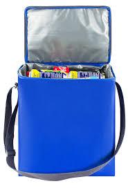 """Сумка-холодильник """"EASY"""", цвет: синий, 18 л — купить в ..."""