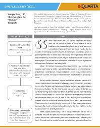 UCAS Personal Statement Checklist Pinterest