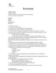 writing essay on terrorism  wwwgxartorg essay about terrorismwriting essay on terrorism in will write your essaysfor writing essay