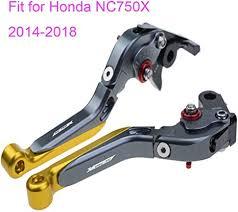 PRO-<b>KODASKIN</b> Folding Extendable <b>Brake Clutch Levers</b> for Honda ...