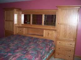 bedroom furniture wall units decor oak waterbeds bedroom wall unit furniture