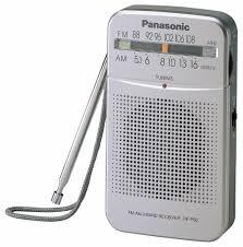 <b>Радиоприемник Panasonic RF</b>-P50EG-<b>S</b> — купить по выгодной ...