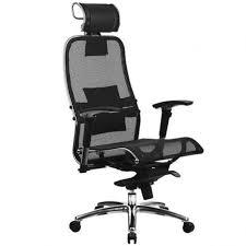 <b>Компьютерное кресло Метта</b> Samurai S-3 Black – купить по цене ...