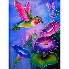5D Diamond <b>Painting Bird</b> 022 <b>Paint</b> with Diamonds Art Crystal Craft ...