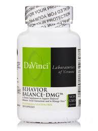 Режим Баланс-DMG, <b>Behavior Balance</b>-<b>DMG</b>, DaVinci Labs, <b>120</b> ...