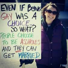The 21 Best Pro-Gay Marriage Signs Spotted Outside The Supreme ...