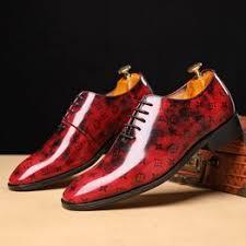 Large Size Pointed Men's Business Shoes Formal Dress ... - Vova
