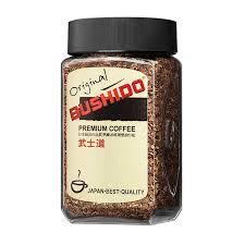 <b>Кофе растворимый BUSHIDO</b> «Original», <b>сублимированный</b>, 100 ...