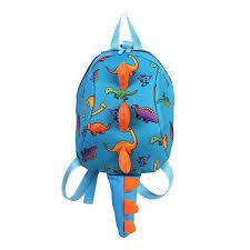 Sumen Baby Toy Backpack, Girls Boys <b>Cartoon Dinosaur</b> Mini Bag