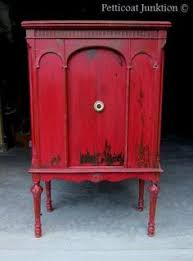 miss mustard seeds milk paint in tricycle shabby chic red cabinet by petticoat junktion brilliant 14 red furniture ideas furniture