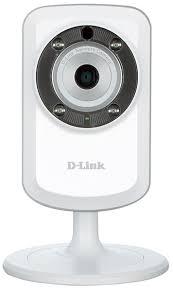 Сетевая <b>IP</b>-<b>камера D-Link</b> DCS-933L белый купить в Москве ...