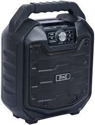 Купить <b>портативную колонку MAX MR-380</b> black в Москве, цена ...