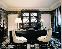 executive office in hotel keppler home office design ideas lonny awesome glamorous work home office