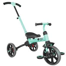 <b>Yvolution</b> Y <b>Velo Flippa</b> 4-in-1 Kids' Trike - Green : Target